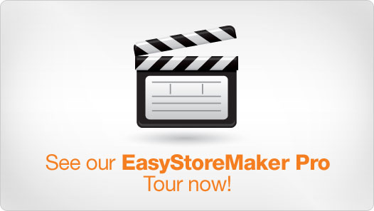 See our EasyStoreMaker Pro Tour now!